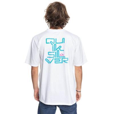 Quiksilver Men's Quad Stack T-Shirt
