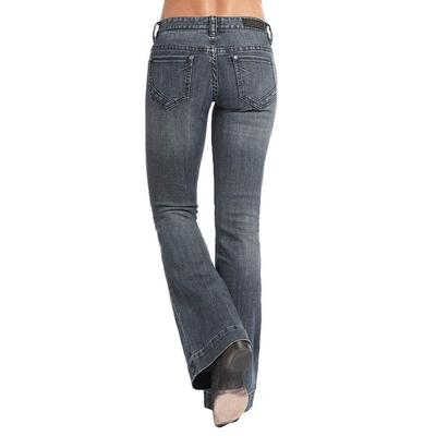 Rock & Roll Denim Women's Basic Pocket Trouser Jean