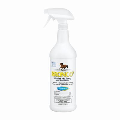 Farnam Bronco®e Equine Fly Spray 32 oz.