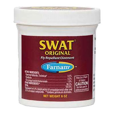 Farnam Swat Fly Repellent Ointment, 6 oz.