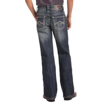 Rock & Roll Denim Boy's Triple A Jean