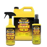 Pyranha Wipe N Spray™ Fly Repellent 32 oz. Spray