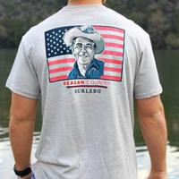 Burlebo Men's Reagan Country T-Shirt