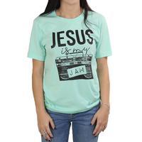 Ruby's Rubbish Women's Jesus Is My Jam T-Shirt