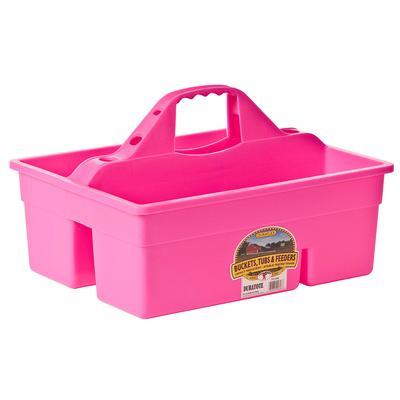 Miller Mfg. Little Giant  Plastic DuraTote, Hot Pink