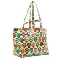 Consuela's Sugar Skulls Jumbo Bag