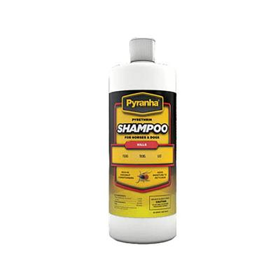 Pyranha Pyrethrin Shampoo for Dogs & Horses