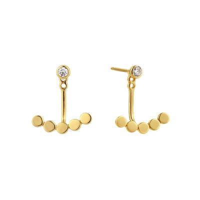 Ania Haie's Touch of Sparkle Dotted Earrings GOLD
