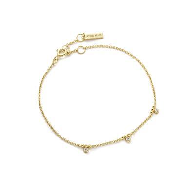 Ania Haie's Touch Of Sparkle Stud Bracelet