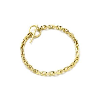 Ania Haie's Chain Hook Bracelet GOLD