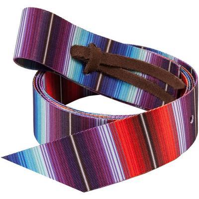 Mustang Mfg. Fashion Print Nylon Cinch Tie
