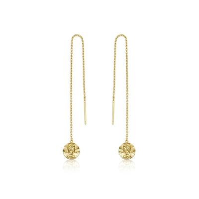Ania Haie's Zeus Chain Drop Earrings GOLD