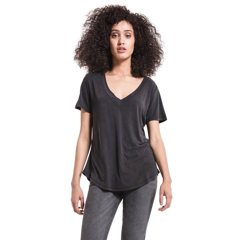 8dfaeded8349 Z Supply Women's Luxe Modal V- Neck T- Shirt Item # ZT182387