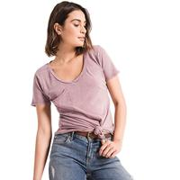 Z Supply Women's Washed Cotton Pocket T-Shirt
