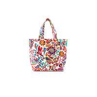 Consuela's White Swirly Mini Bag