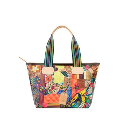 Consuela's Patches Shopper Tote