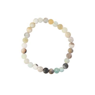 Amazonite Small Beads Bracelet