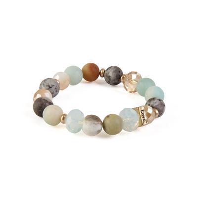 Amazonite Faith Bracelets GRN