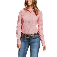 Ariat Women's Kirby Herringbone Print Top