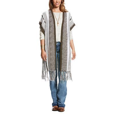 Ariat Women's Tabi Fringe Vest
