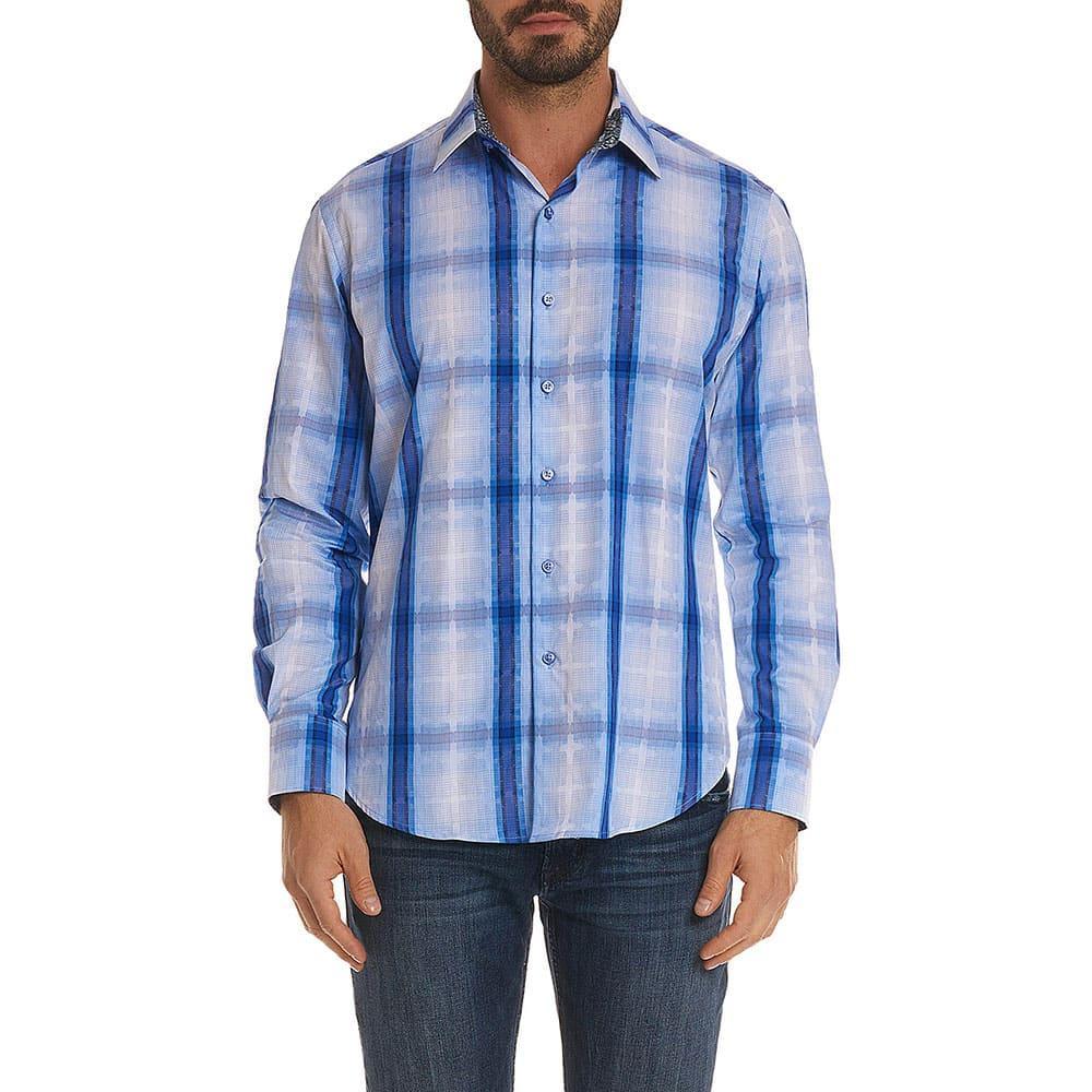 30eccb2474 Robert Graham Men's Tonga Sport Shirt