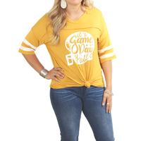 Women's Game Day Y'all T-Shirt
