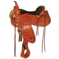 Circle Y Pioneer Flex2® Trail Saddle 16