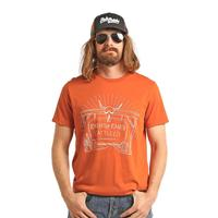 Rock & Roll Denim Men's Radiator Ranch Sign Tee
