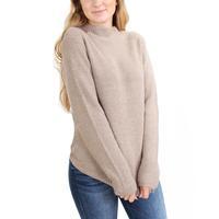 Esqualo Women's Camel Sweater