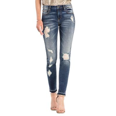 Miss Me Women's Distressed Skinny Skinny Jeans