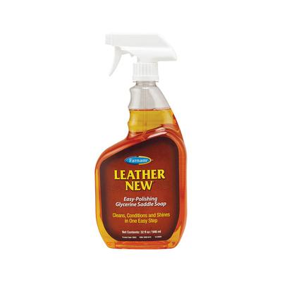 Farnam Leather New® Easy Polish Glycerine Saddle Soap
