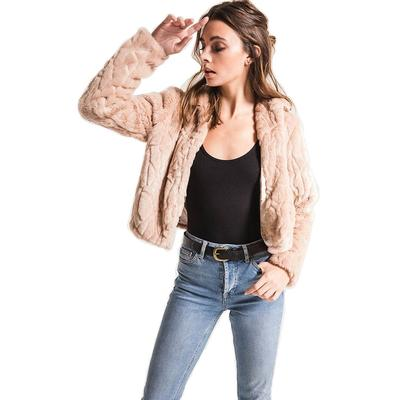 Black Swan Women's Bev Faux Fur Jacket