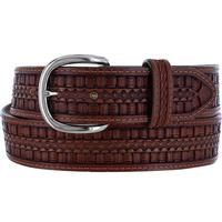 Justin Men's Bandera Weave Belt