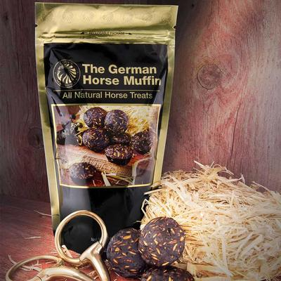German Horse Muffins Horse Treats 1 Lb Bag