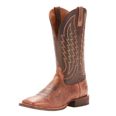Ariat Men's Weathered Tan Circuit Stride Boots