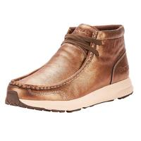 Ariat Women's Metallic Bronze Spitfire Shoes
