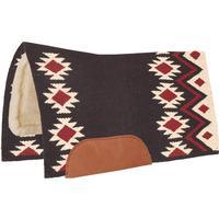 Mustang Mfg. New Zealand Wool Aztec Saddle Pad