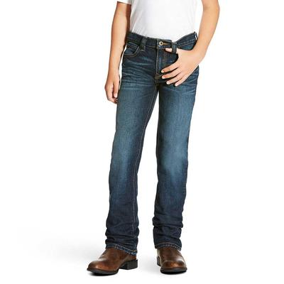 Ariat Boy's B5 Durham Straight Leg Jeans