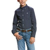 Ariat Boy's Padaman Shirt