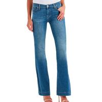 7 For All Makind Dojo Gilden Dawn Flare Jeans