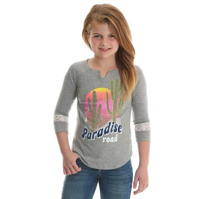Wrangler Girl's Paradise Road Graphic Tee
