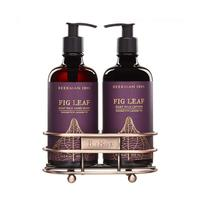 Beekman's Fig Leaf Hand Care Caddy Set