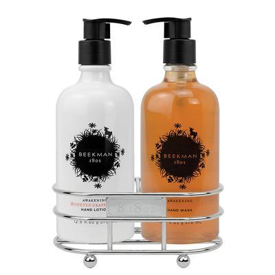 Beekman's Honeyed Grapefruit Hand Care Caddy Set