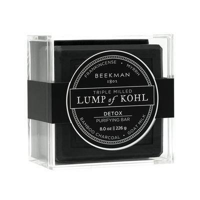 Beekman's Lump Of Kohl Bar Soap