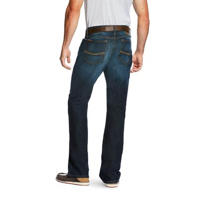 Ariat Men's M5 Slim Legacy Stretch Stackable Straight Jean