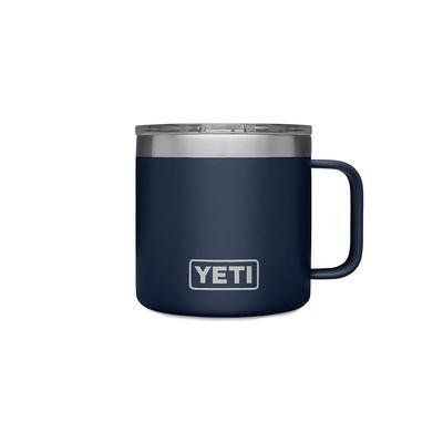 Yeti Navy Rambler 14oz Mug