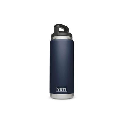 YETI Navy Rambler 26 oz Bottle