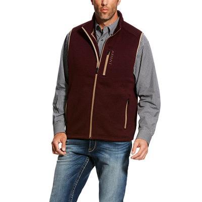Ariat Men's Boardwalk Caldwell Full Zip Vest
