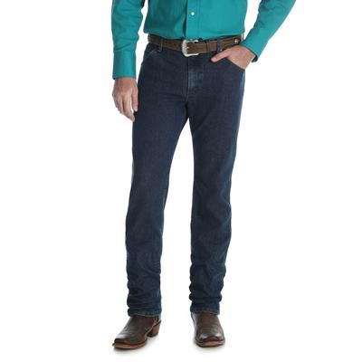 Wrangler Men's Slim Midnight Rinse Advanced Comfort Jean