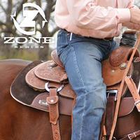 Classic Equine Zone Suede/Felt Pad